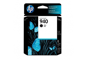 Cartucho Inkjet HP C4902AL (#940) negro, compatible con OfficeJet Pro 8000 Printer, Pro 8500, original