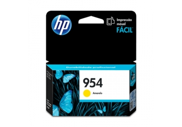 Cartucho Inkjet HP L0S56AL (#954) amarillo, compatible con OfficeJet Pro 7740, OfficeJet Pro 8210, OfficeJet Pro 8710, OfficeJet Pro 8720, OfficeJet Pro 8730, OfficeJet Pro 8740, original