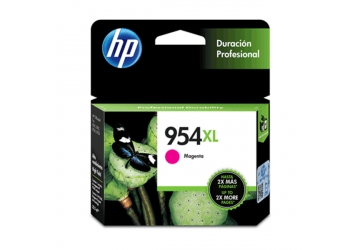Cartucho Inkjet HP L0S65AL (#954XL) magenta, compatible con OfficeJet Pro 7740, OfficeJet Pro 8210, OfficeJet Pro 8710, OfficeJet Pro 8720, OfficeJet Pro 8730, OfficeJet Pro 8740, original