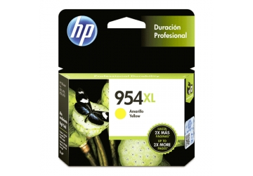 Cartucho Inkjet HP L0S68AL (#954XL) amarillo, compatible con OfficeJet Pro 7740, OfficeJet Pro 8210, OfficeJet Pro 8710, OfficeJet Pro 8720, OfficeJet Pro 8730, OfficeJet Pro 8740, original