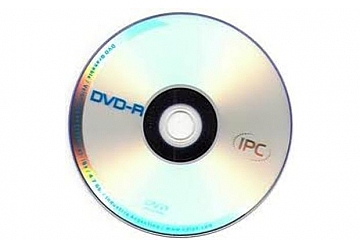 DVD IPC 4.7 GB, 16x, en sobre