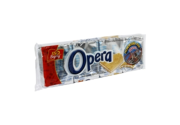 Galletitas Opera 220grs, pack x 4