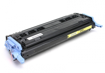 Toner HP CB542A, compatible con LaserJet Color CP1215, CP1218, CP1515, CP1518NI, CM1312MFP, alternativo, Color amarillo, rendimiento 1400 páginas