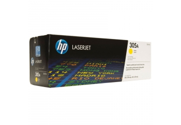 Toner HP CE412A amarillo, compatible con LaserJet  Pro 300 color M351A / Pro 300 color M375nw MFP / Pro 400 color M451 (serie) / Pro 400 color M475 (serie), original, rendimiento 2600 páginas