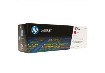 Toner HP CE413A magenta, compatible con LaserJet  Pro 300 color M351A / Pro 300 color M375nw MFP / Pro 400 color M451 (serie) / Pro 400 color M475 (serie), original, rendimiento 2600 páginas